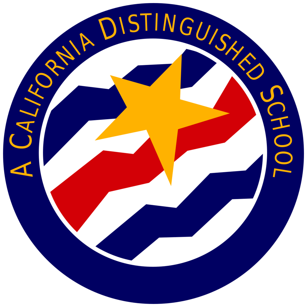 California Distinguished school January 2020