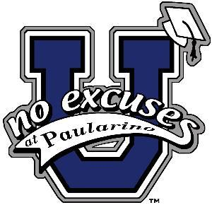 No Excuses University Paularino logo.jpg