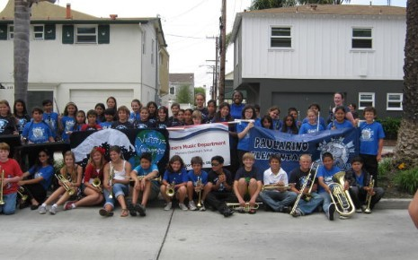 Combined Groups: Paularino, Victoria and Mariners Bands!
